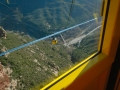 """Aeri de Montserrat"" cable car transport, Catalonia, Spain"